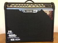Line 6 spider iii 75w amplifier