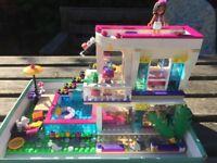 Lego Livvy's Popstar House