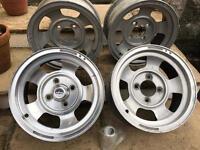 Wolfrace Alloy Wheels