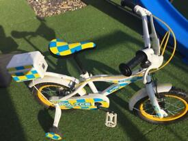 Children's police bike