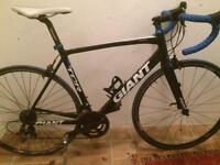 Road bike: Giant TCR Compact (2011) (M/L frame)