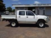 2004 Toyota Hilux SR5 Ute, Dual Cab P/Up, (4X4) VZN167R, Berrimah Darwin City Preview