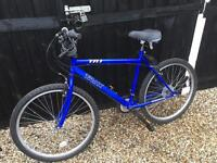 Two adult unisex bikes fully working order