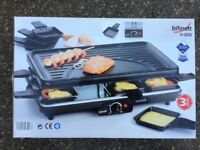 Electric Grill - unused, wrapped and boxed