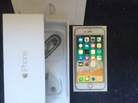 iPhone 6(Unlocked|14 Day Guarantee|16GB|Deliver+Post|Apple|Gold) |||