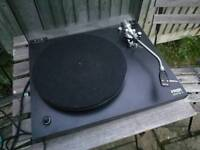 Rega planar 3 turntable and some records