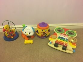 Collection of toys in excellent condition
