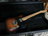 Usa Fender Telecaster with upgrades