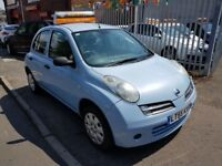 Nissan Micra 1.2 16v S 5dr ***CHEAP INSURANCE*** LADY OWNED GOOD CONDITION 2005