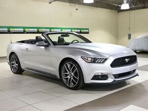 2015 Ford Mustang EcoBoost PREMIUM CONVERTIBLE CUIR NAV MAGS