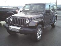 2014 Jeep Wrangler UNLIMITED SAHARA NAVI COMING SOON