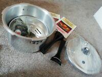 Prestige pressure cooker brand new.