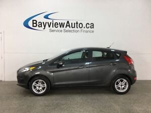 2017 Ford Fiesta SE - ONLY 400KMS! SYNC! REMOTE START! HTD SE...
