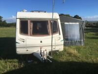 Nearly New Caravan Awning For Sale Due to Sale of Caravan