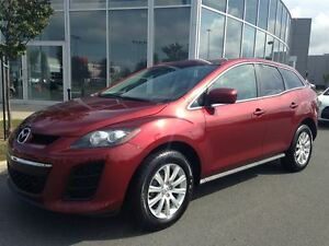 2010 Mazda CX-7 GX GROUPE LUXE + 2.5L + CUIR