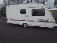 2006 2-3 berth swift accord with motor movers £4600