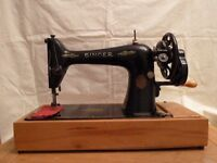 Singer 66K sewing machine