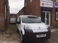 Fiat Fiorino 1.3 Multi Jet -White- 1 Owner - FSH - Remote Central Locking, Ply-lining, FM / AM Radio