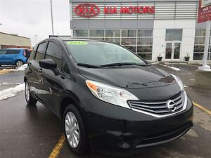 2015 Nissan Versa Note S - 5 dr Hatchback - Lot's of space! NEED