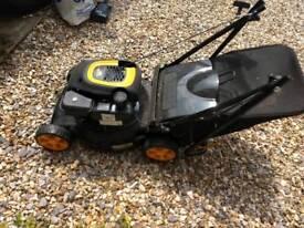 Mucculloch petrol lawn mower