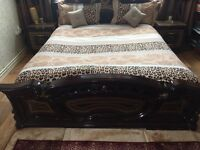 Beautiful Modern Italian BED SET FOR sale