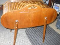 vintage sewing tabe