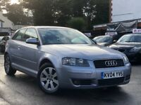 Audi A3 2.0 FSI Full Service History 1 Owner 3 Months Warranty Long MOT + Finance Available