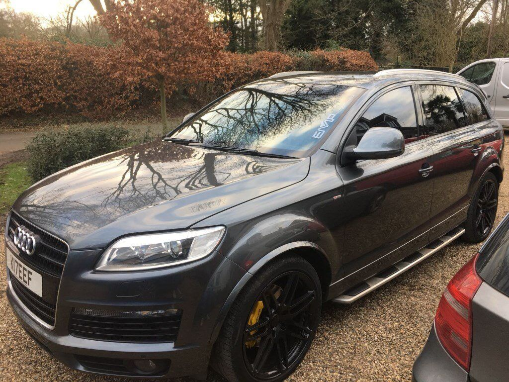 Audi Q7 30l Diesel S Line Quattro With Atb Body Kit 7 Seats Headlight Wiring Harness
