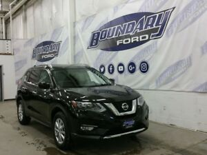 2017 Nissan Rogue SV AWD W/ Cloth Seating, Heated Drvr/Pass Seat