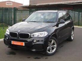 BMW X5 XDRIVE30D M SPORT (black) 2014-10-31