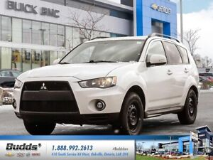 2010 Mitsubishi Outlander LS Certified Pre-Owned , 2 SETS OF...
