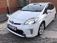 2012 TOYOTA PRIUS 1.8 AUTO ONLY £9100
