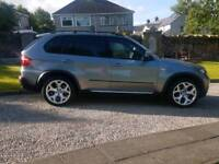 7 SEATER X5 LATE 2007 3.0D WITH ALL THE EXTRAS ALSO FULL BMW HISTORY 103K MILES