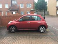 Nissan Micra 25th year Edition 5 doors