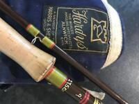 Hardy Richard walker little lake 9ft fly rod