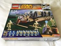 LEGO 75086 Star Wars Battle Droid Troop Carrier Set (New) - Collect Only