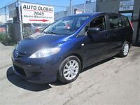 2008 Mazda MAZDA5 GS,2.3 LITRES 4 CYLINDRE 7 PASSAGERS,TRES ÉCON