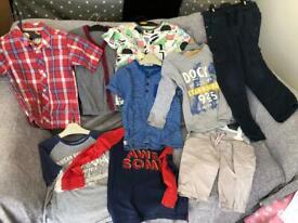 Boys clothes age 4-5 & 5-6