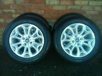 "16""Alloy wheels mint condition"