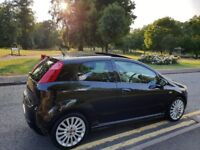 2009 Black Fiat Grande Punto 1.6 Deisel MultiJet Sporting 58k Miles £30 ROAD TAX IN SUPERB CONDITION