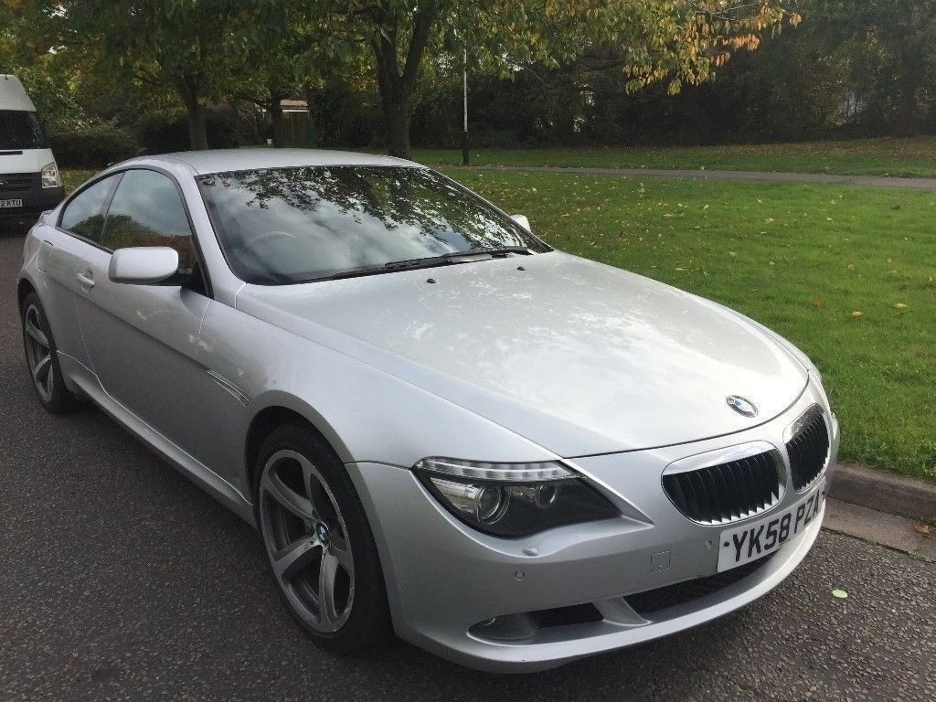 2008/58 BMW 6 SERIES 635D 3.0 SPORT AUTO 2 DOOR COUPE | in Ruislip ...