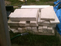 A pallet load of Bathstone all new off-cuts all sizes ideal for Masonry repairs