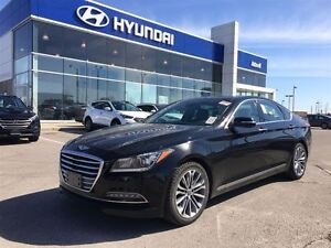 2016 Hyundai Genesis Sedan Luxury