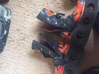 Hard rock rock boots size 7