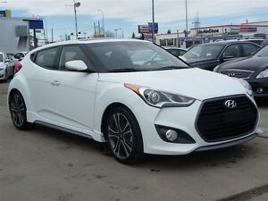 2016 Hyundai Veloster Turbo|GPS|B.CAMERA|LEATHER|PANO-ROOF|