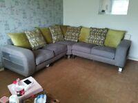 Large corner sofa ASNEW