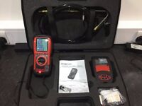 Snap On Hand Held 5 Gas Analyzer Kit with Printer brand new