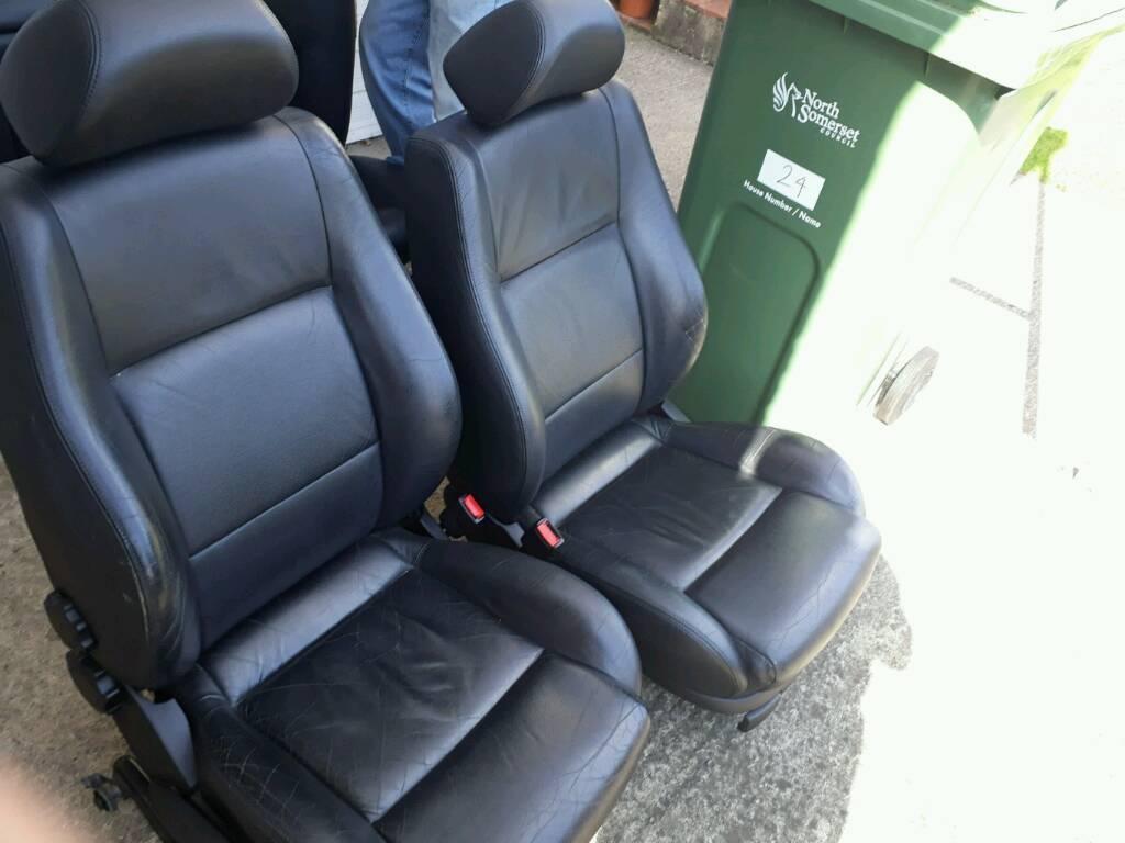Mk4 golf heated leather seats