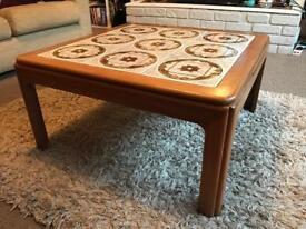 Vintage retro g plan coffee table