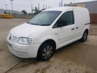 Volkswagen VW Caddy Van